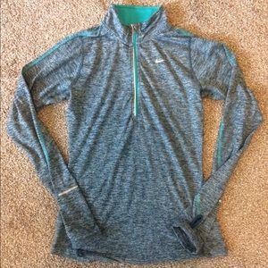 Nike Element Quarterzip Pullover